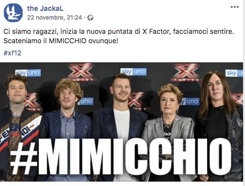 the jackal x factor