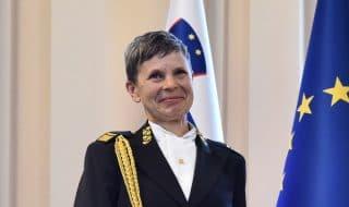 slovenia donna capo esercito