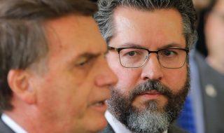 brasile ministro esteri clima cina