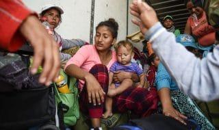 carovana migranti violenza donne