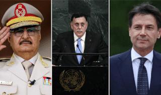 conferenza palermo libia programma