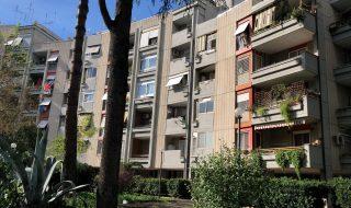 donna sfrattata casa popolare pietralata roma