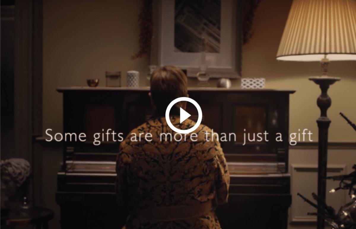 Qual è il segreto degli spot di Natale?