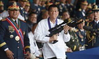 filippine poliziotti ergastolo guerra droga