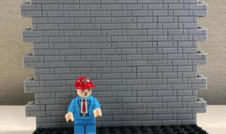 muro trump gioco