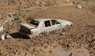 giordania petra alluvione