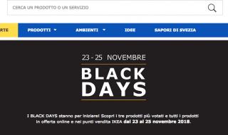 Ikea Black Friday 2018