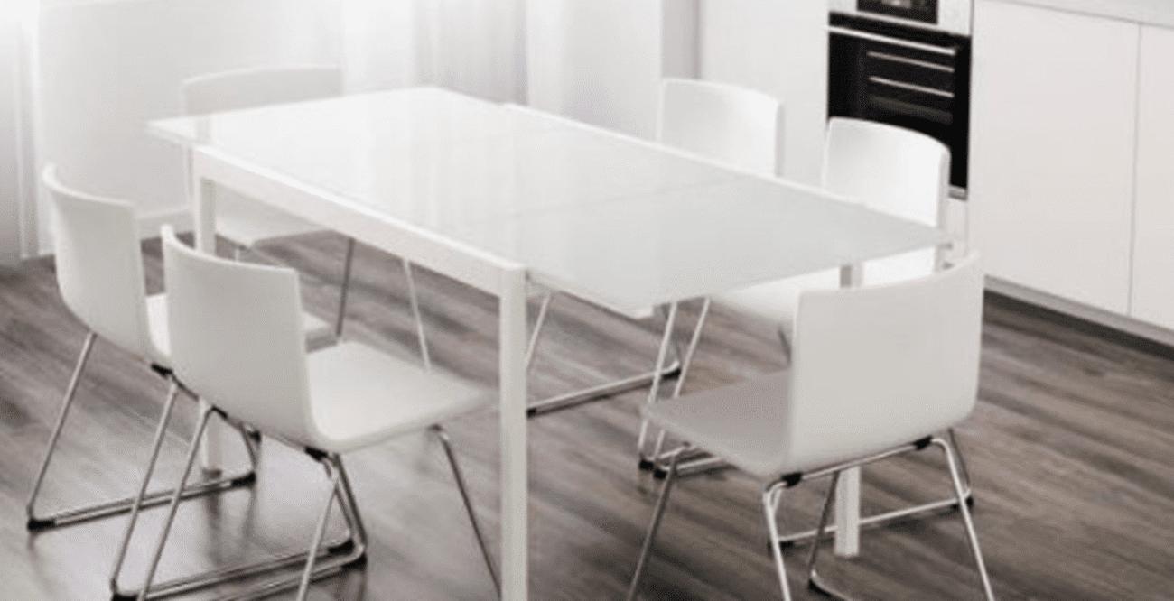 Ikea ritira il tavolo da pranzo Glivarp: \
