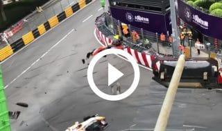 incidente macao formula 3