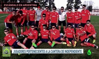 independiente scandalo sessuale