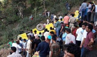 india bus incidente