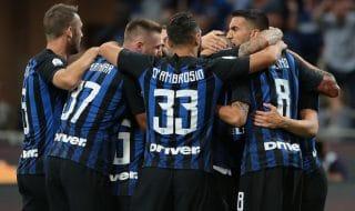 Inter Frosinone diretta live risultato