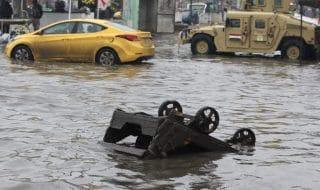 iraq piogge inondazioni