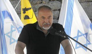 israele dimissioni avigdor lieberman