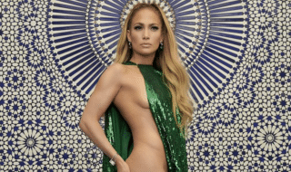 jennifer Lopez nuda foto