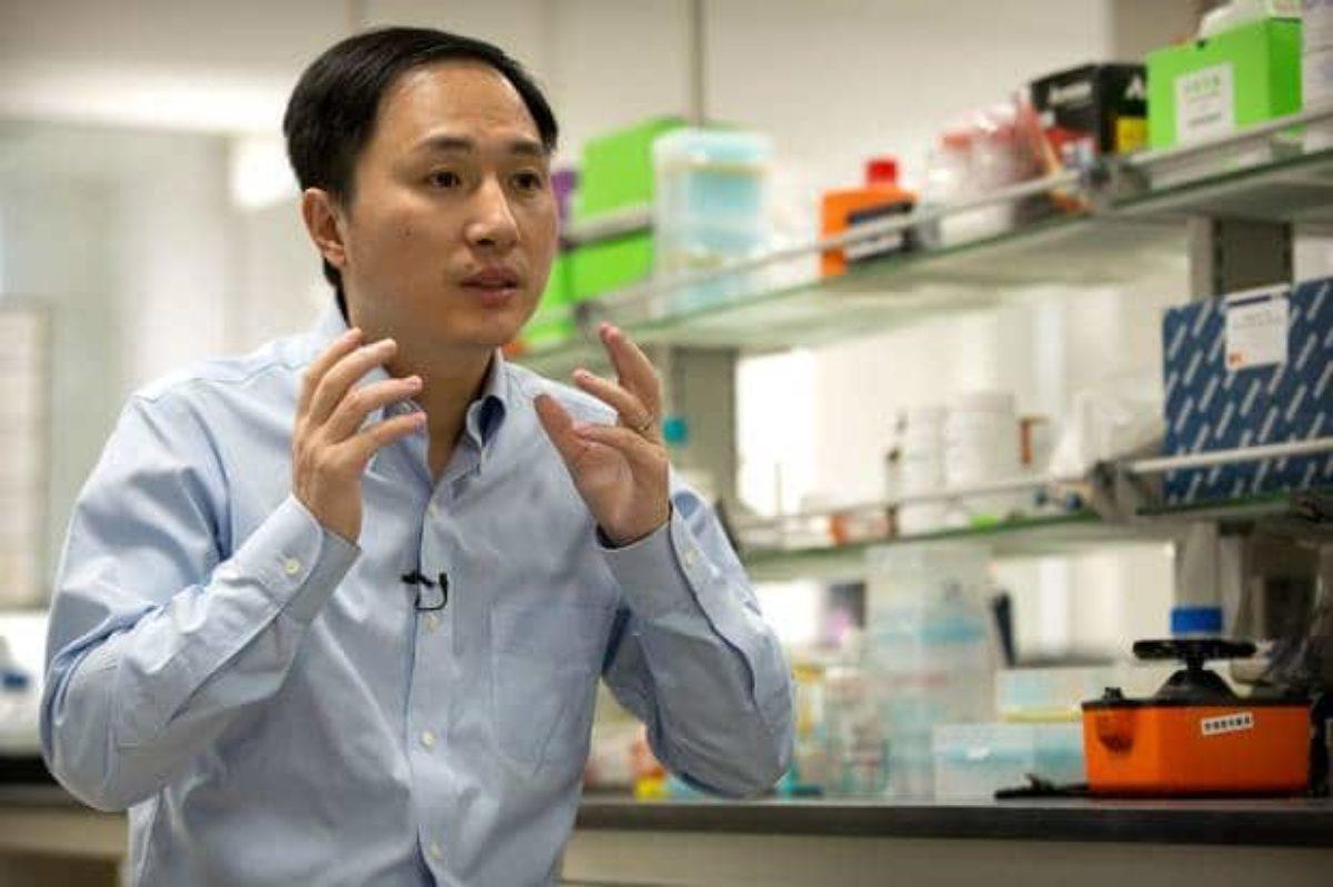 In Cina sono nati i primi essere umani OGM (dice uno scienziato)