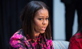 michelle obama aborto figlie in vitro