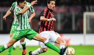 Betis Siviglia Milan 1-1