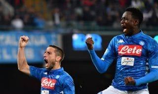 Napoli Chievo Verona diretta live risultato