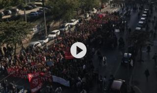 sciopero studenti 16 novembre 2018
