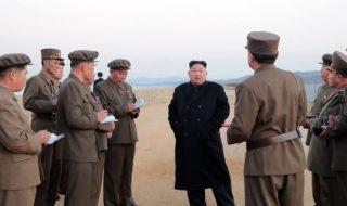 nord corea test arma tattica