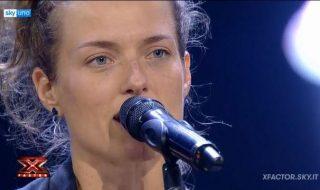 X Factor 2018 cielo inglese Renza Castelli