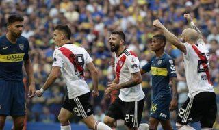 River Plate Boca Juniors finale Madrid