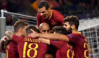 Roma Real Madrid 0-2