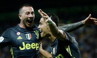 Juventus Valencia diretta live risultato