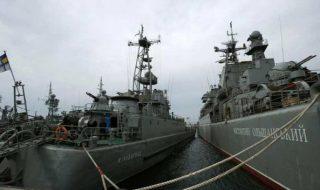 ucraina russia navi crimea