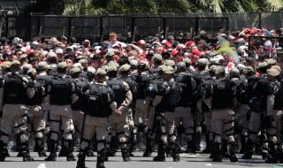 Scontri prima di River Plate Boca Juniors