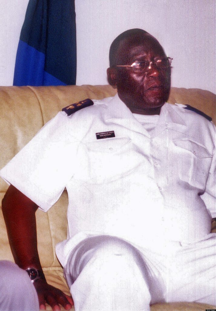 ammiraglio Jose Americo Bubo Na Tchuto
