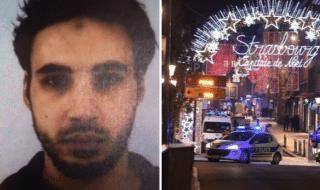Cherif Chekatt terrorista Strasburgo