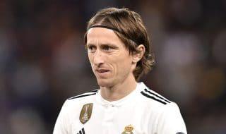 Luka Modric Pallone d Oro 2018