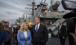 israele Netanyahu incriminazione