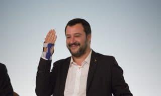 Salvini comunicazione