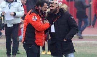 Salvini foto pregiudicato
