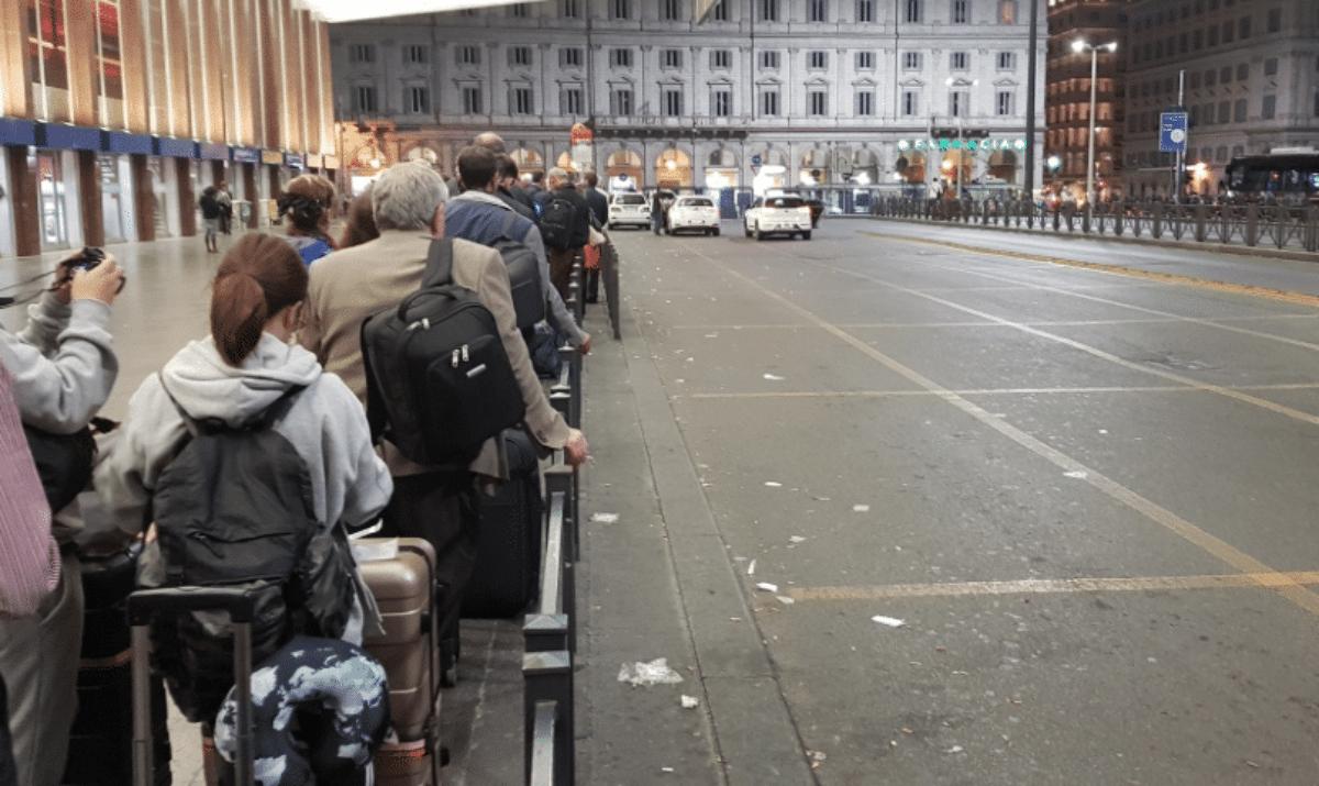 Terzo giorno consecutivo di proteste degli Ncc contro il decreto