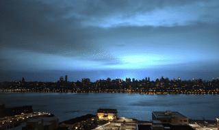 esplosione new york