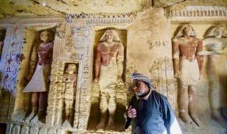 Egitto tomba