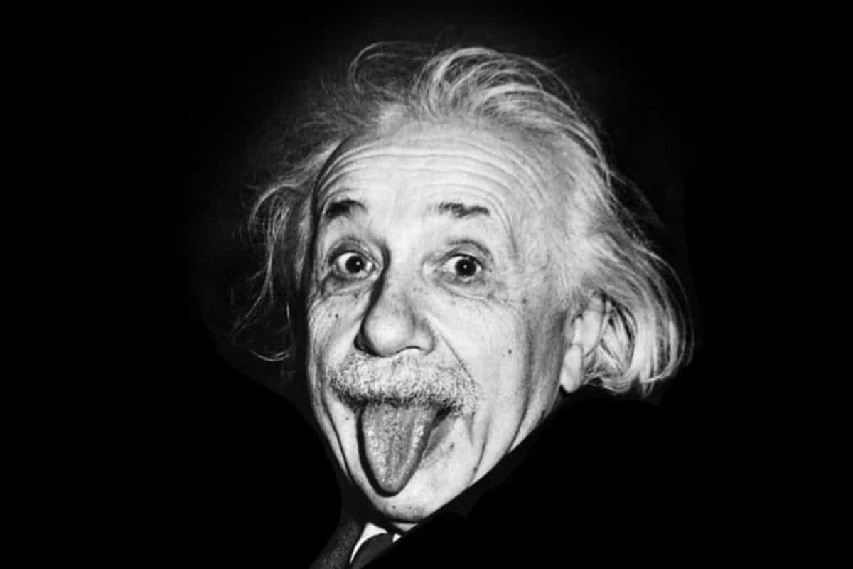 Albert Einstein all'asta Una lettera su Dio davvero cara
