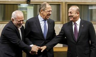 guerra siria comitato costituzionale