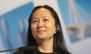 huawei meng wanzhou rilasciata canada
