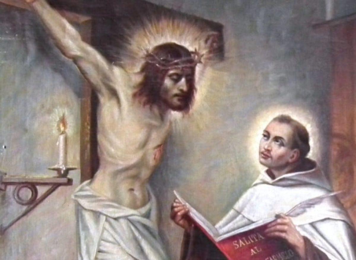 Santo Del Giorno Calendario.Santo Del Giorno 14 Dicembre Oggi San Giovanni Della Croce
