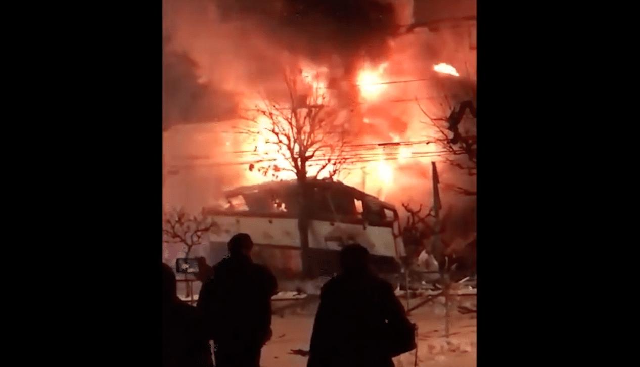 Esplosione in un ristorante in Giappone, almeno 41 feriti