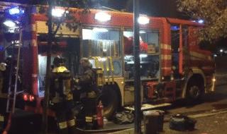 incendio reggio emilia