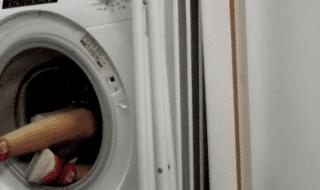 bambino morto lavatrice