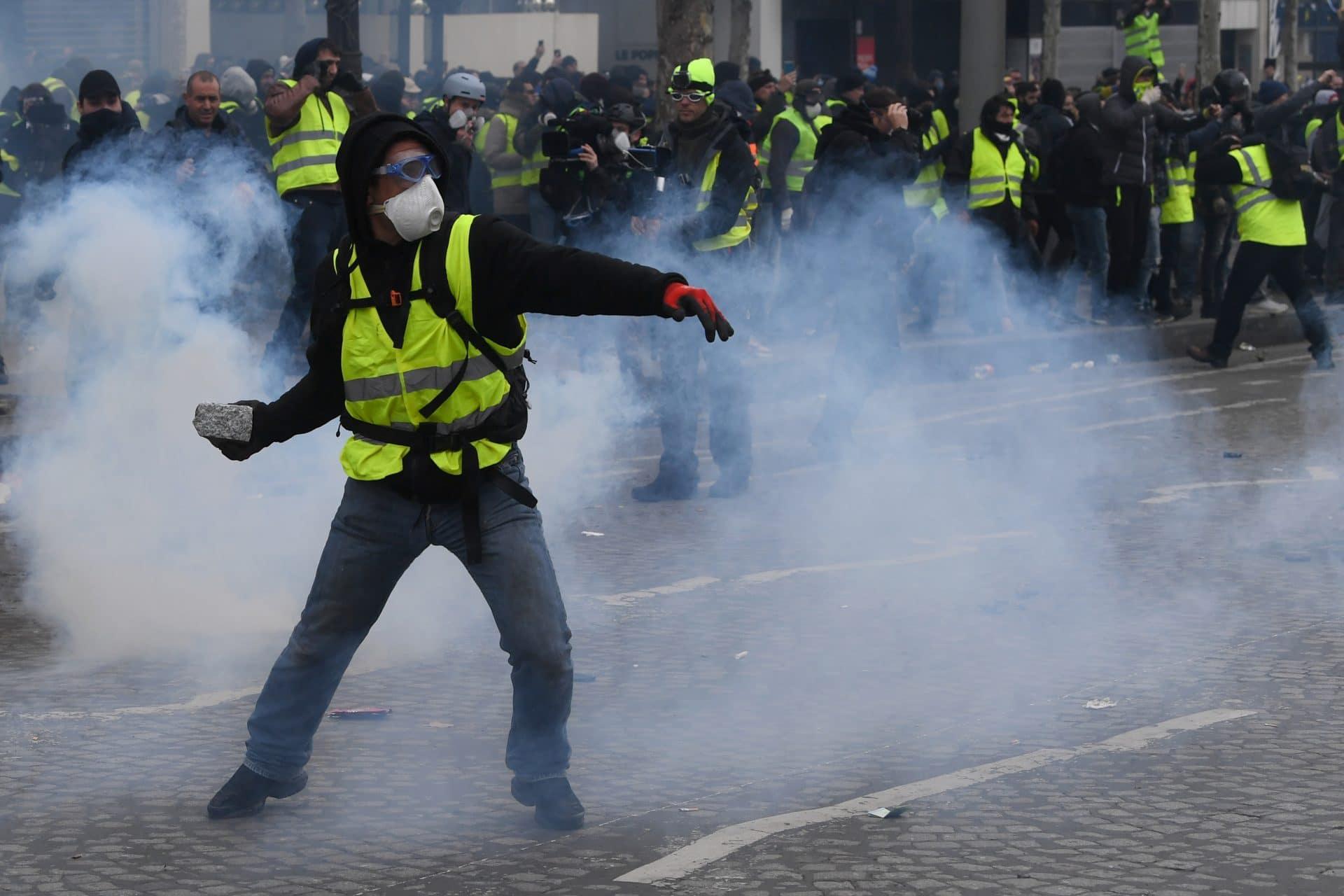 Francia, si indaga sul presunto coinvolgimento della Russia nelle proteste