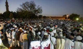 proteste sudan al bashir