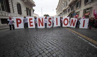 pensioni quota 104